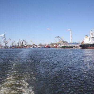 В первом полугодии Николаевский порт сократил грузооборот на 6%