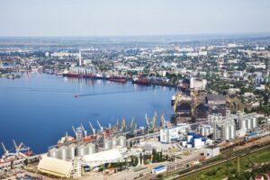 причал №12 Николаевского морского порта