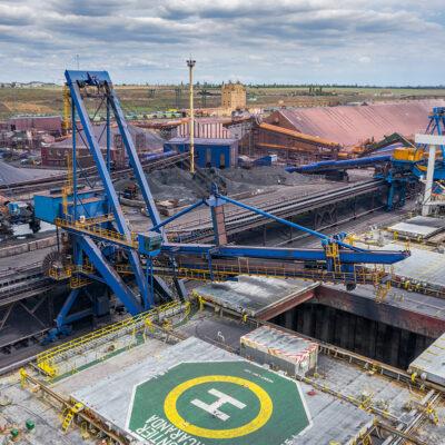 Угольный терминал ТИС обновил рекорды обработки вагонов