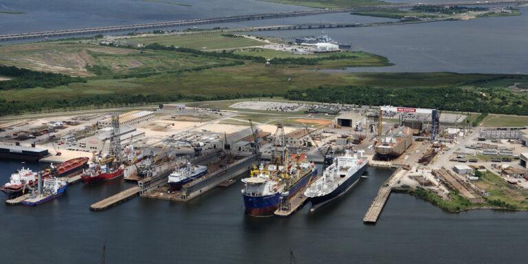 Портфель заказов на строительство новых судов достиг рекорда за семь лет