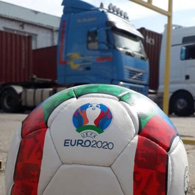 В Одесском порту выявили 2 тыс. контрафактных футбольных мячей