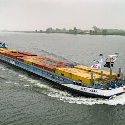 Компания в Нидерландах будет сдавать напрокат контейнеры-батарейки для судов