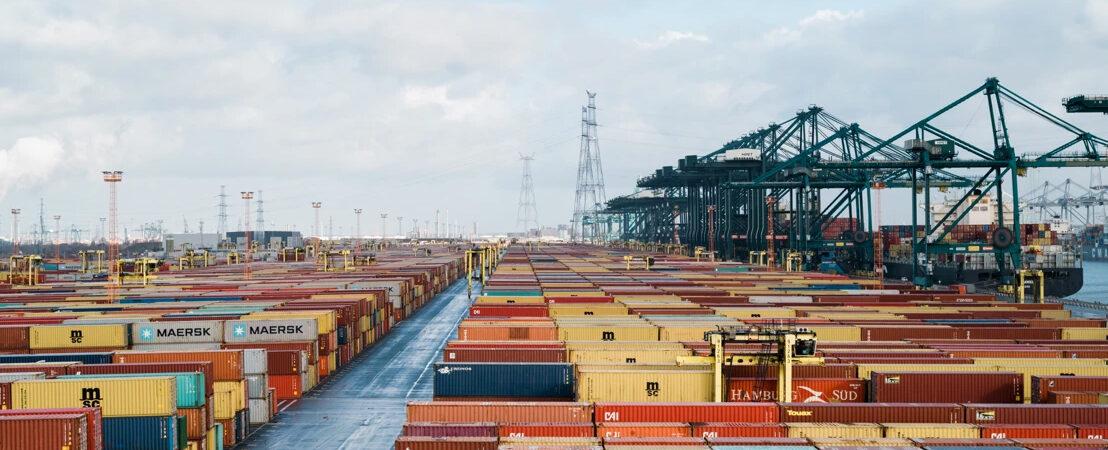 Программа расширения порта Антверпен получит европейское финансирование