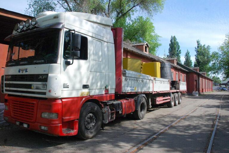 АСРЗ отгрузил партию машиностроительной продукции
