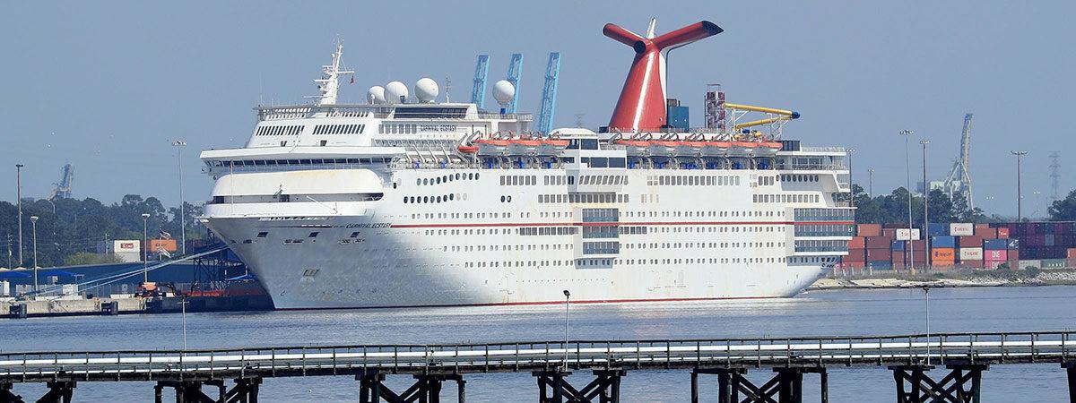 Carnival планирует продать часть своего флота