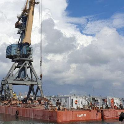 Госстивидор «Черноморск» наращивает механизацию перегрузочных комплексов