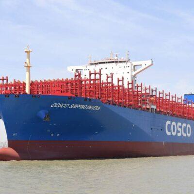 Количество безработных контейнеровозов приближается к новому пику