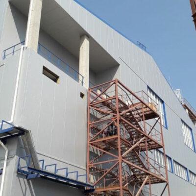 «Дельта Вилмар» проводит пуско-наладку модернизированного цеха по выпуску масложировой продукции