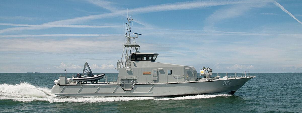 «Нибулон» построит пять катеров для Морской охраны в течение 2022 года