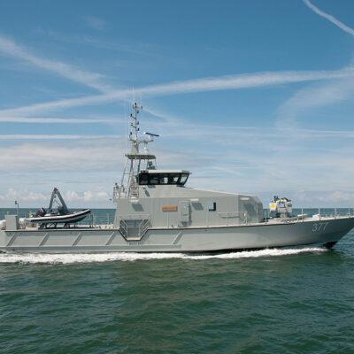 «Нибулон» построит серию патрульных катеров французского проекта