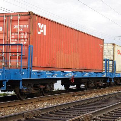 PCC Intermodal увеличит частоту отправки контейнерных поездов в Украину