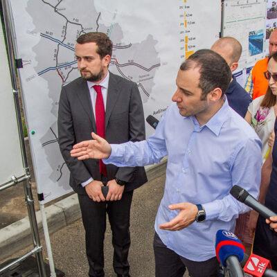 «Укравтодор» планирует полностью обновить трассу Киев—Одесса