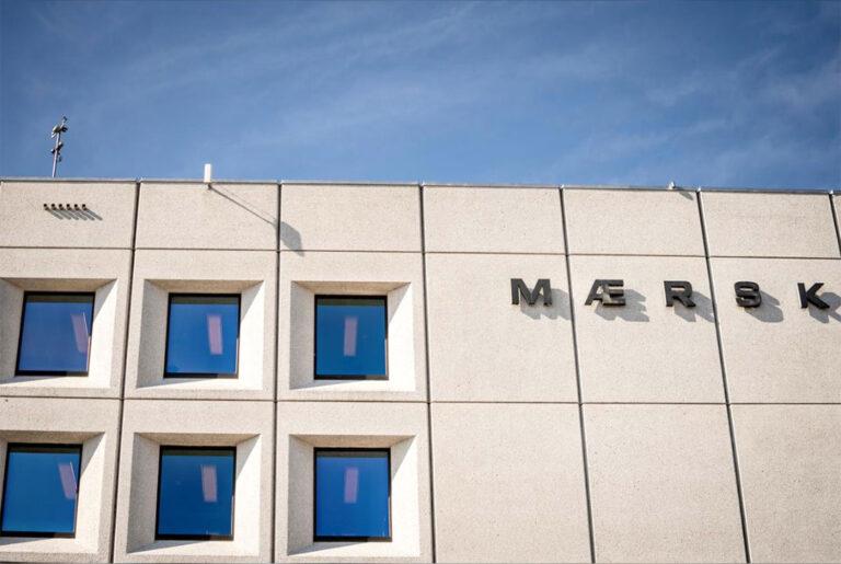 Maersk создаст центр по декарбонизации судоходства