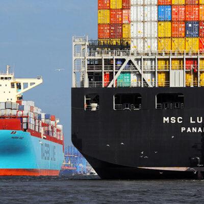Мировые контейнерные линии обновили «антирекорд» надежности расписания