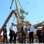 Азовские порты демонстрируют рост перевалки, несмотря на кризис — Криклий