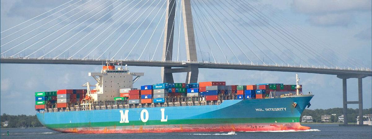 Японская MOL сократит флот на 40 судов из-за коронакризиса