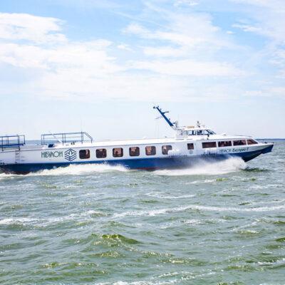 «Нибулон» открывает сезон пассажирской навигации