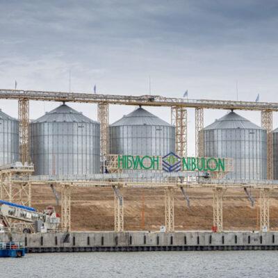 «Нибулон» официально открыл речной терминал на Днепропетровщине