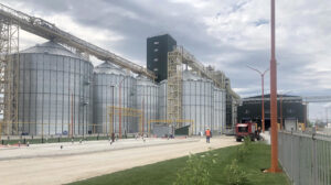 «Нибулон» построил новый речной терминал на Днепропетровщине