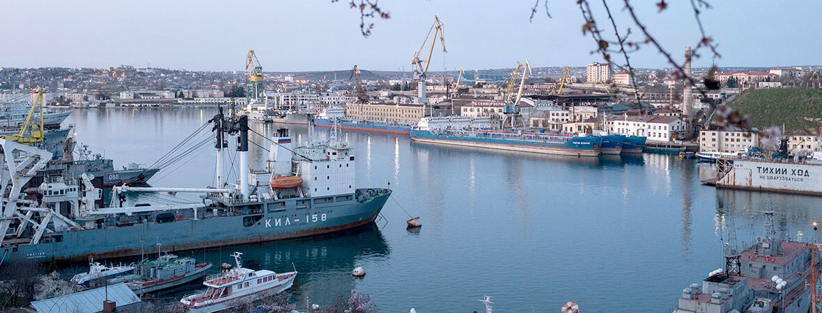 Заходить в крымские порты опасно для жизни и здоровья — Украинский Морской Профсоюз