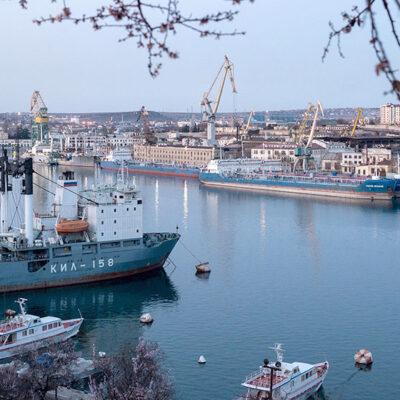 Прокуратура АРК содействовала аресту 32 судов, посещавших закрытые порты Крыма