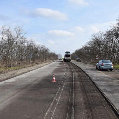 «Укравтодор» готовится открыть дорогу национального значения на Бердянск