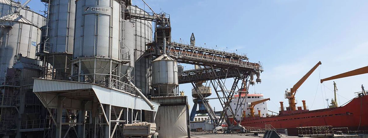 В минувшем сезоне терминал «Укртрансагро» увеличил перевалку на 61,6%