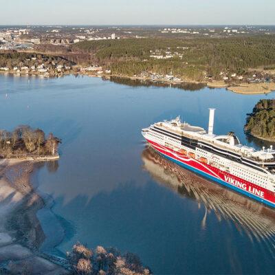 Противокоронавирусный пакет мер Viking Line одобрен классификационным обществом