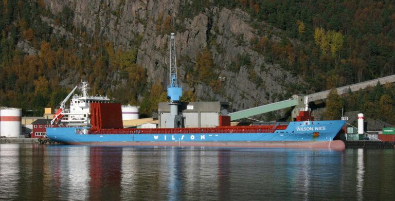 Wilson и Arkon Shipping создадут крупнейшего short sea оператора на европейском рынке