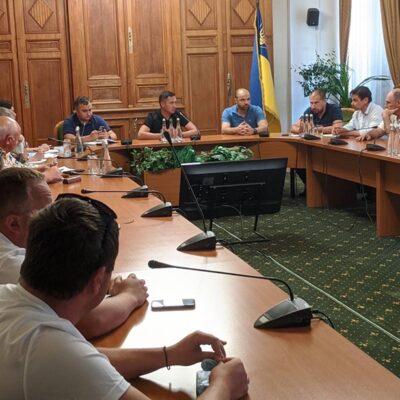 В Одесском порту обсудили детали предстоящего подъема танкера Delfi