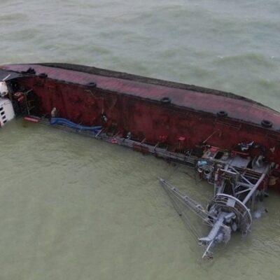 Суд приговорил капитана танкера Delfi к ограничению свободы условно
