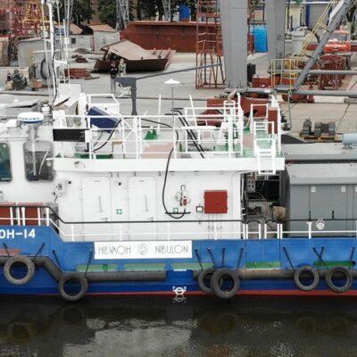 «Нибулон» спустил на воду второй буксир проекта Т410