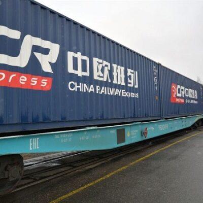 В июне объем ж/д транзита контейнеров через Казахстан вырос вдвое
