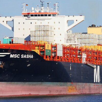 В мае глобальный спрос на морские контейнерные перевозки снизился на 11%