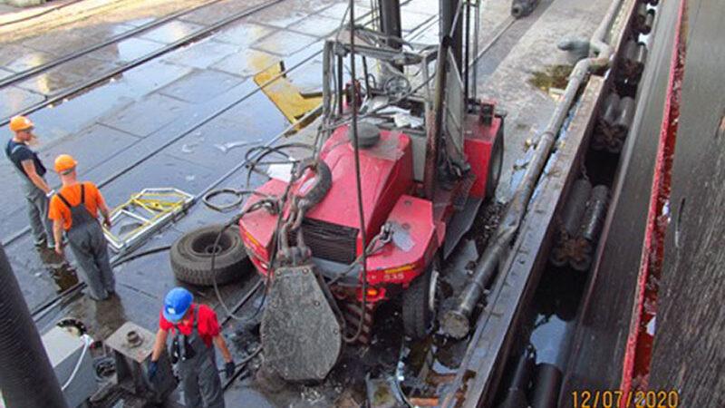 Суд признал отсутствие вины капитана балкера New Challenge в загрязнении акватории Николаевского порта
