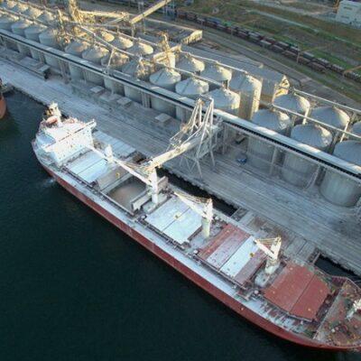Экспорт зерна отстает от графика прошлого сезона на 23%