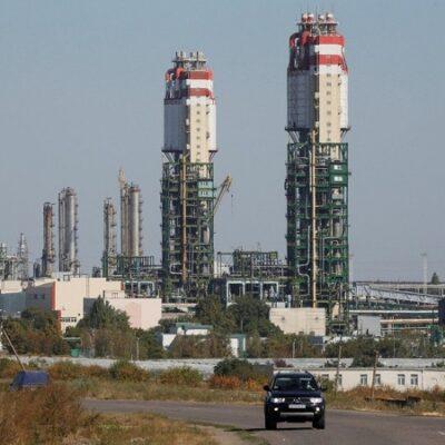 ОПЗ за год произвел 800 тыс. тонн карбамида по давальческому контракту
