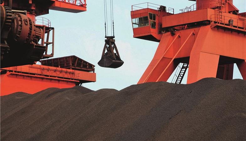 В первом полугодии Китай импортировал более 1 млрд тонн минерального сырья