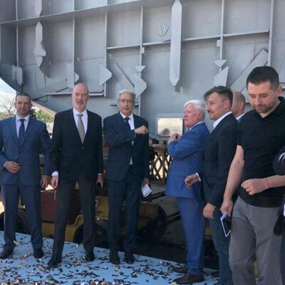 Украина получит технологии строительства кораблей — Аваков