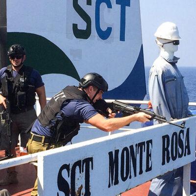 Морадминистрация Панамы предупредила об опасности пиратских нападений в Мексиканском заливе