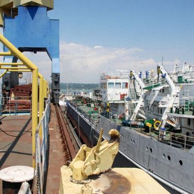 Мариупольский порт готовит дноуглубление в акватории АСРЗ