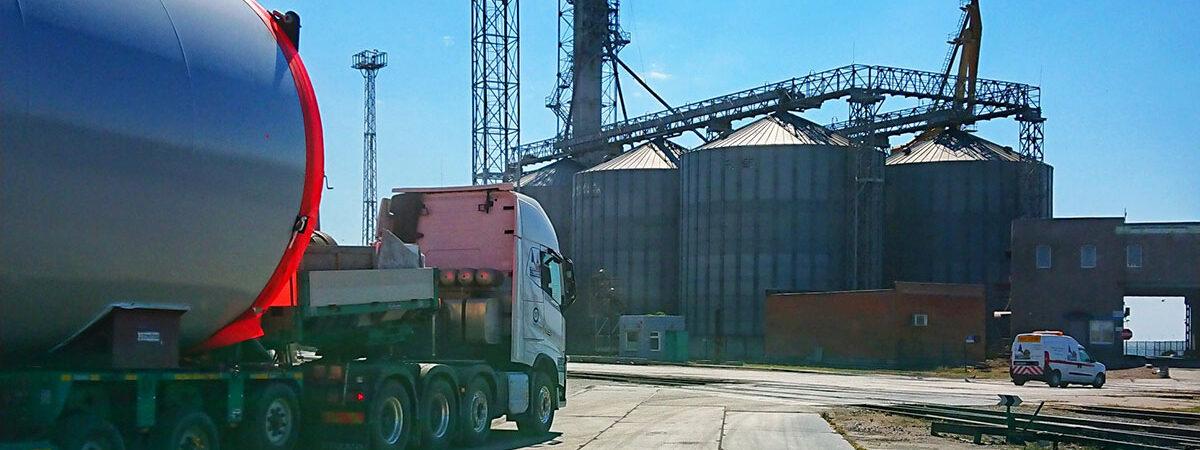 Администрация Бердянского порта вернулась к полной рабочей неделе