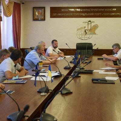 Госстивидор «Черноморск» планирует продавать непрофильные активы