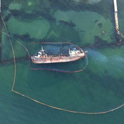 Одесский горсовет в суде требует возместить ущерб от аварии танкера Delfi