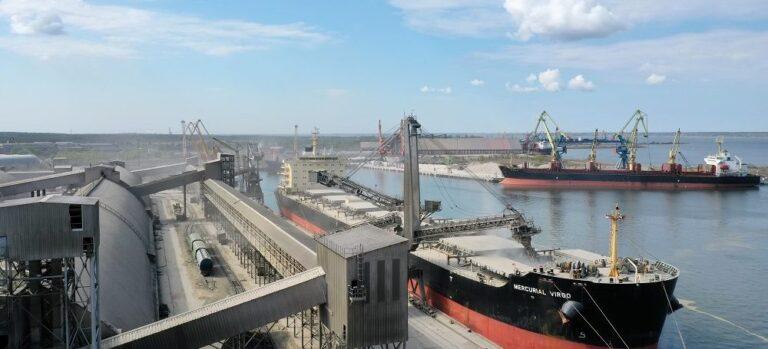 В минувшем сезоне «Ника-Тера» увеличила превалку аграрных грузов на 20%