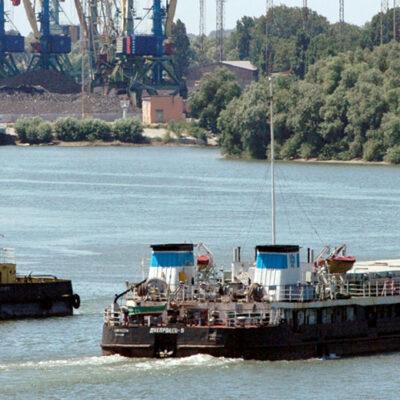 «Госгидрография» начала ежедневно транслировать через РИС информацию о ситуации на Дунае