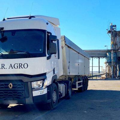 G.R. Agro построит несколько речных зерновых терминалов