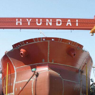 В Южной Корее разработают безбалластные контейнеровозы