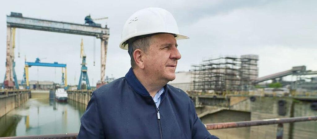 На завод «Океан» готовится новая атака рейдеров — Капацина