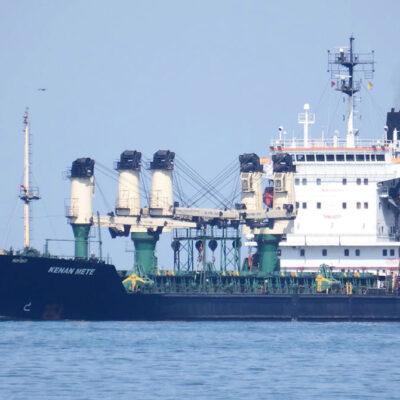 Моряки с Kenan Mete застряли в Египте после окончания контракта